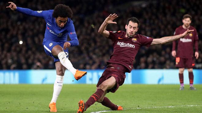 """Chelsea quyết chiến Barca: """"Gã du mục"""" & canh bạc của Conte - 2"""