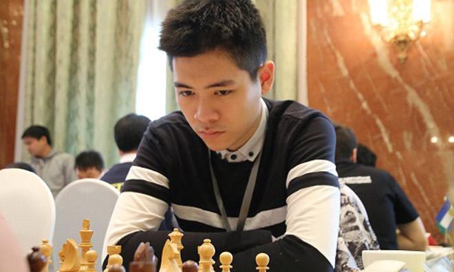 Vỡ òa: Sao cờ vua Việt Nam hạ cao thủ Trung Quốc - Nga, chiếm ngôi số 1 - 1
