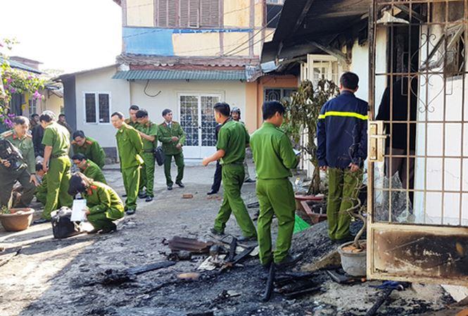 Giám đốc Công an Lâm Đồng: 'Vụ cháy làm 5 người chết là án mạng' - 1