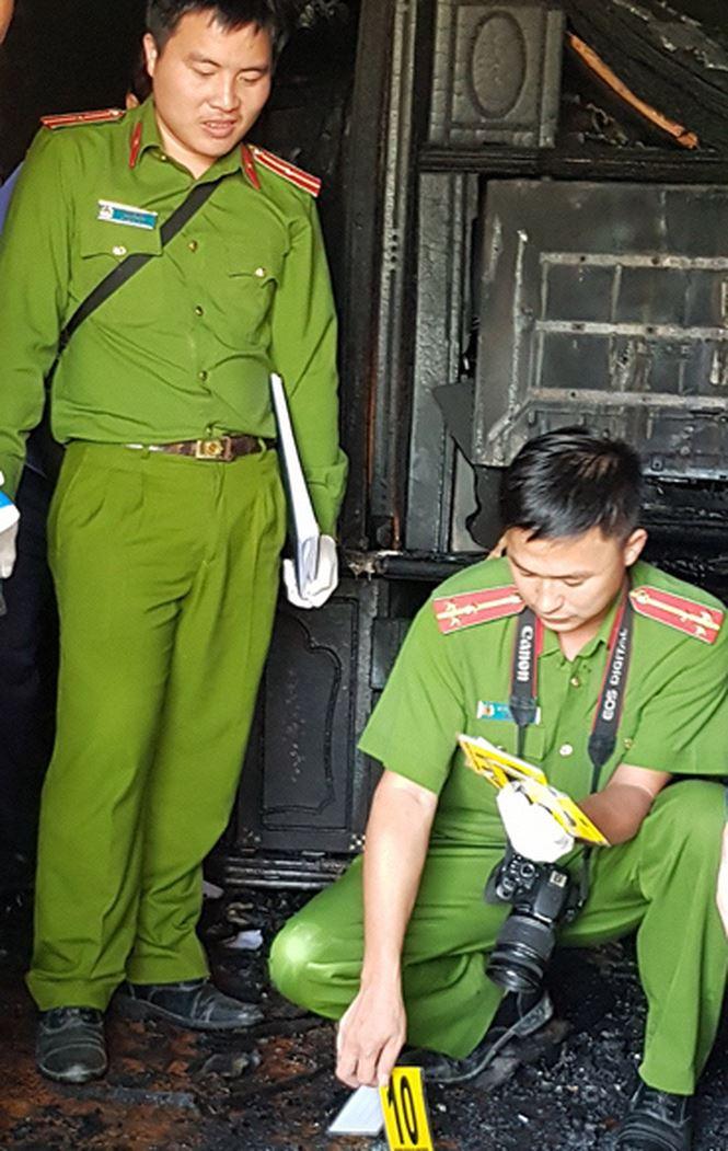 Giám đốc Công an Lâm Đồng: 'Vụ cháy làm 5 người chết là án mạng' - 3