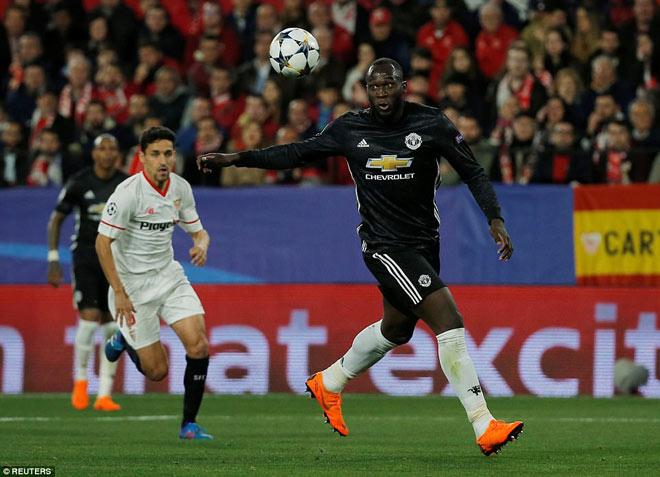 """MU – Sevilla: Lukaku """"lên thần"""", Mourinho có độc chiêu - 1"""