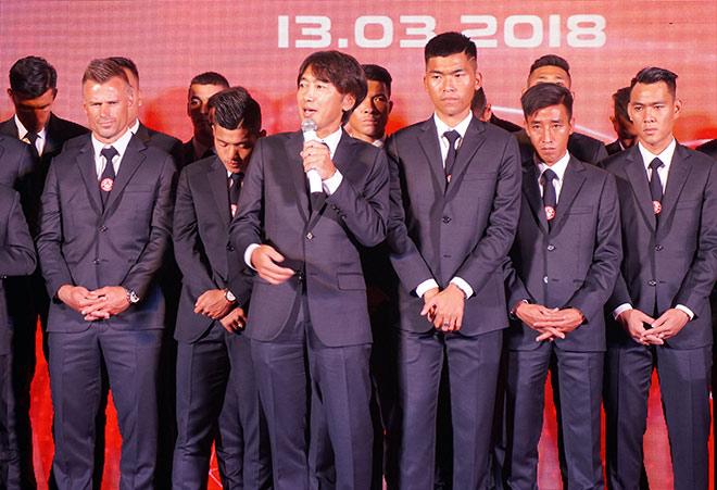 """Đội Công Vinh nhận """"doping 10 tỷ đồng"""", HLV Miura muốn vô địch V-League - 2"""