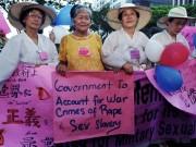 """Nỗi kinh hoàng trong  """" trại cưỡng hiếp """"  của Nhật thời chiến"""