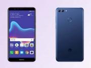 Huawei ra mắt smartphone trang bị 4 camera, giá rẻ