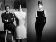 Huyền thoại làng mốt Givenchy qua đời ở tuổi 91
