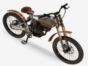 Motoped Cruzer: Xe đạp máy dạo phố cực chất
