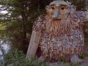 """Đi tìm bí mật những """"người khổng lồ"""" ẩn trong rừng sâu"""