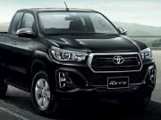 Toyota Hilux 2018 xuất hiện tại Malaysia mang phong cách của Toyota Tacoma