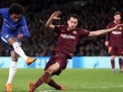 """Bóng đá - Chelsea quyết chiến Barca: """"Gã du mục"""" & canh bạc của Conte"""
