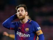 Barca  trói   Messi: 700 triệu euro chỉ là  muỗi  với MU, PSG chờ  Neymar 2.0