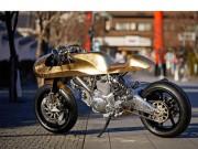Aellambler Ducati Scrambler: Chiếc Scrambler độ tuyệt nhất