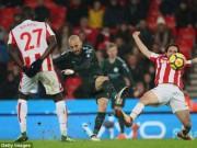 Bóng đá - Stoke - Man City: Đẳng cấp siêu sao, cú đúp lập trình
