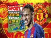 Neymar muốn rời PSG: MU đua bom tiền với Real,  thế lực ngầm  nhúng tay