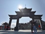 Hội xuân Mở cổng trời Fansipan-  chuyến hành hương  ấn tượng