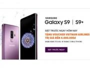 LAZADA ra mắt dịch vụ mới: Trải nghiệm thả ga dành cho dòng sản phẩm của Samsung