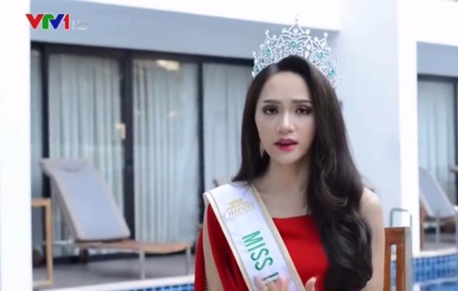 Hương Giang muốn tổ chức Hoa hậu Chuyển giới ở Việt Nam - 1