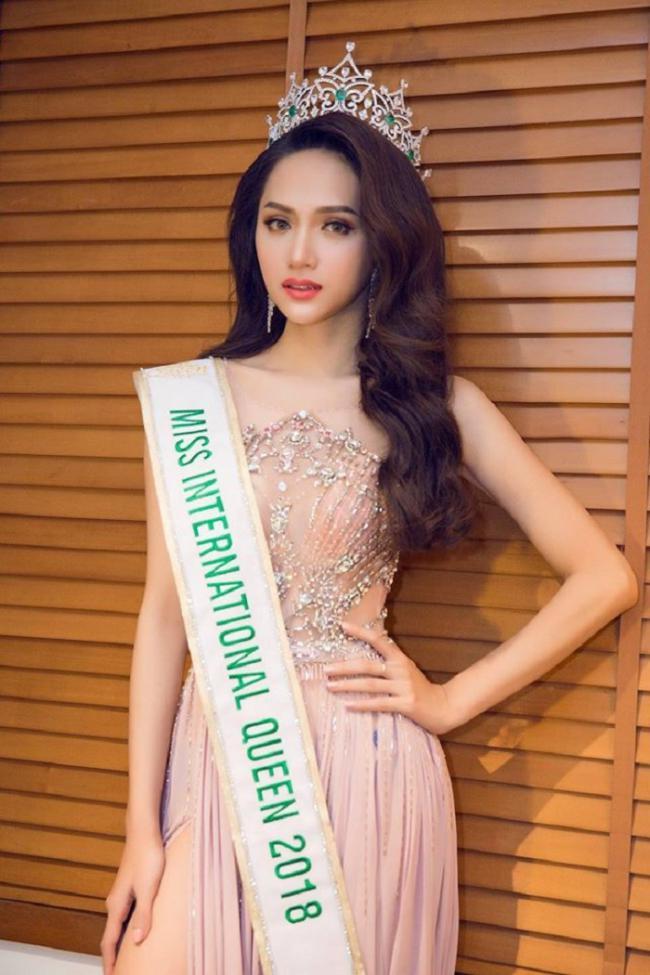 Hương Giang muốn tổ chức Hoa hậu Chuyển giới ở Việt Nam - 2