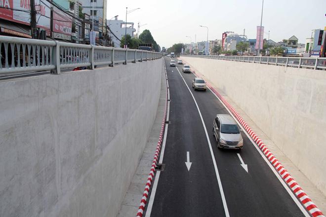 """Hầm chui 500 tỷ xóa nút giao thông """"nuốt người"""" ở Sài Gòn - 2"""