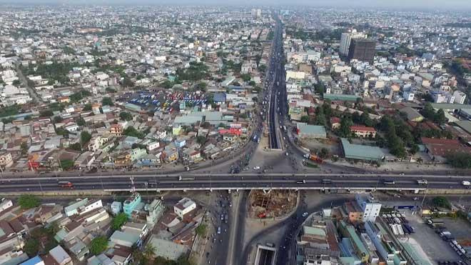 """Hầm chui 500 tỷ xóa nút giao thông """"nuốt người"""" ở Sài Gòn - 11"""