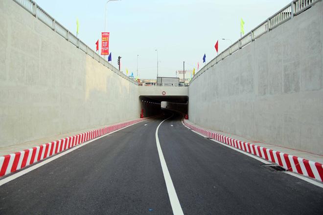 """Hầm chui 500 tỷ xóa nút giao thông """"nuốt người"""" ở Sài Gòn - 5"""