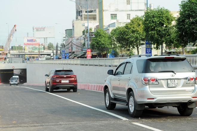 """Hầm chui 500 tỷ xóa nút giao thông """"nuốt người"""" ở Sài Gòn - 7"""