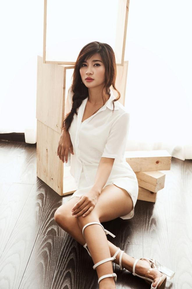 """Tò mò về """"nữ hoàng cảnh nóng"""" mới của màn ảnh Việt - 6"""