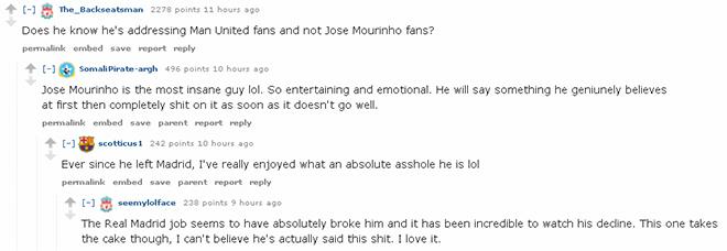 Mourinho vạ miệng, hạ thấp MU bị loại Cúp C1: Triệu fan đòi sa thải - 2