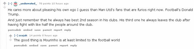 Mourinho vạ miệng, hạ thấp MU bị loại Cúp C1: Triệu fan đòi sa thải - 6