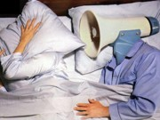 Đây là cách giúp bạn cùng phòng ngừng ngay ngáy khi ngủ
