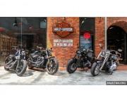 Lộ bảng giá các mô hình Harley-Davidson trong năm 2018