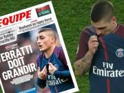 Bóng đá - Tin HOT bóng đá tối 14/3: PSG rao bán Verratti