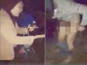 Tin tức trong ngày - Van xin mãi không được, mẹ chồng lột quần tình địch đánh ghen giúp con dâu