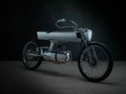 Honda SuperSport 125 L•Concept: Chiếc xe đến từ tương lai