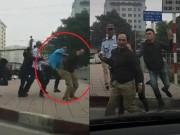 Tin tức trong ngày - Nhân viên xe buýt cầm gạch xô xát, đánh tài xế xe tải tới tấp