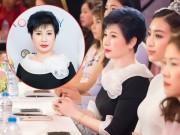 Cố vấn sắc đẹp Hoa hậu Việt Nam 2018 trẻ xinh khó ngờ ở tuổi 50