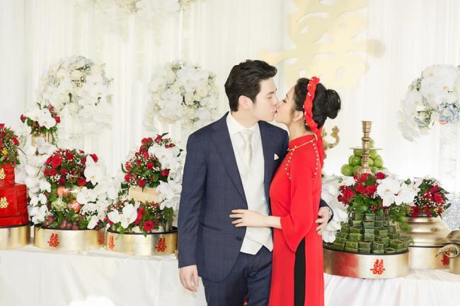 Tình cũ Trấn Thành công khai loạt ảnh đính hôn chồng trẻ kém 4 tuổi - 2