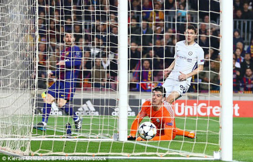 Chi tiết Barcelona - Chelsea: Nỗ lực trong vô vọng (KT) - 3