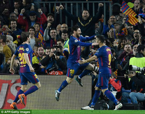 Chi tiết Barcelona - Chelsea: Nỗ lực trong vô vọng (KT) - 4
