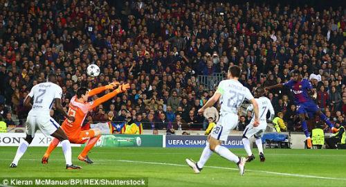 Chi tiết Barcelona - Chelsea: Nỗ lực trong vô vọng (KT) - 5