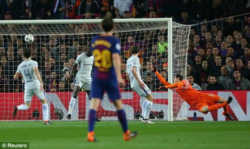 Chi tiết Barcelona - Chelsea: Nỗ lực trong vô vọng (KT) - 6
