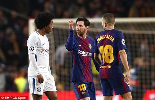 Chi tiết Barcelona - Chelsea: Nỗ lực trong vô vọng (KT) - 10