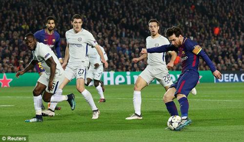 Chi tiết Barcelona - Chelsea: Nỗ lực trong vô vọng (KT) - 11