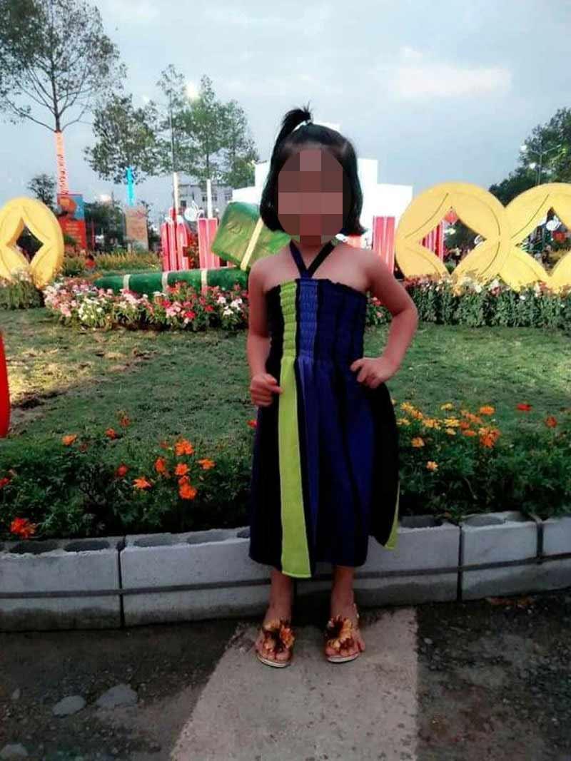 Đi thăm mộ ông, bé gái 4 tuổi mất tích - 1