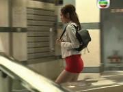 Chỉ với một cảnh phim, Hoa hậu Hong Kong lại gây sốt màn ảnh