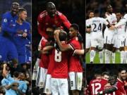 """"""" Ngũ hổ """"  Ngoại hạng Anh vỡ trận Cúp C1: Sấp mặt vì ảo tưởng sức mạnh"""