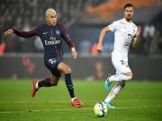 PSG - Angers: SAO 180 triệu euro chói sáng, 10 người hay hơn 11