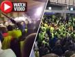 Bạo lực gây sốc cúp C1: Fan Chelsea bị đánh đập bằng dùi cui