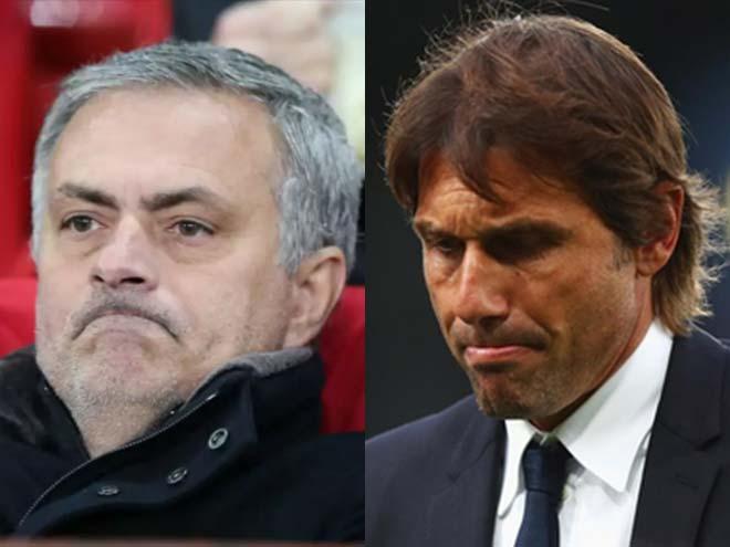 Ngoại hạng Anh trước vòng 31 & Tứ kết FA Cup: Mourinho & Conte lâm đường cùng