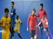 """Vòng 2 V-League: Hồi hộp  """" Người nhện """"  Tiến Dũng đấu HLV Miura"""