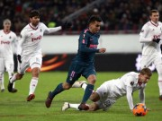 """Lokomotiv Moskva - Atletico Madrid: Dàn sao tấn công  """" lên đồng """""""